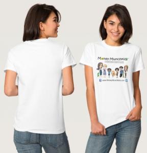 MM Pride Womens T Shirt bothsides