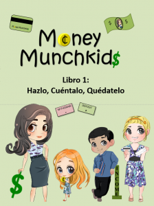 Spanish book 1 cover