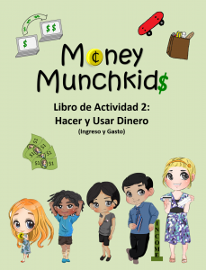 spanish activity book