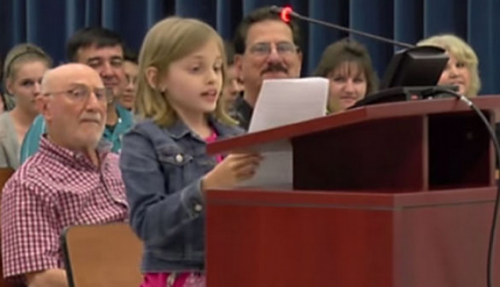 9-Year-Old Speaks on Standardized Tests