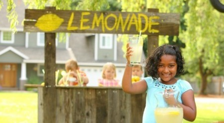 Inspiring Entrepreneurs One Lemonade Stand At A Time