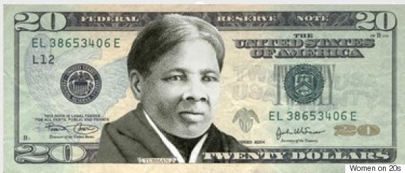 African American History Month Commemorated with Tubman on New Money