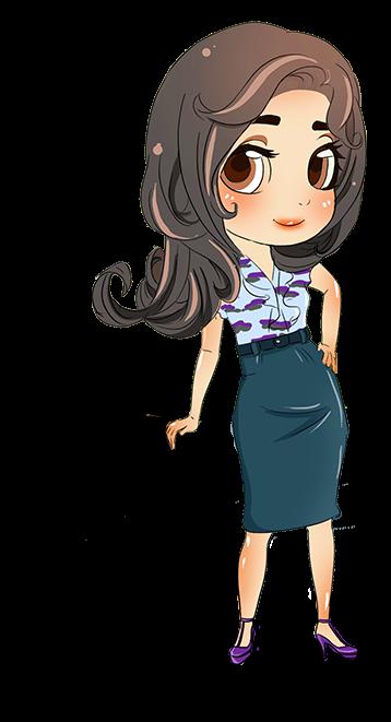 Victoria teacher cartoon character question
