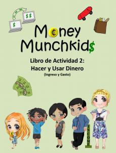 spanish activity book