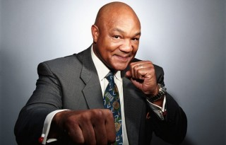 George Foreman Money Advice