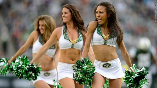 NY Jets Cheerleaders Win Low Wage Settlement