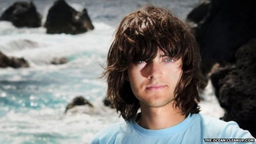 This 19 Year Old is Saving Our Oceans