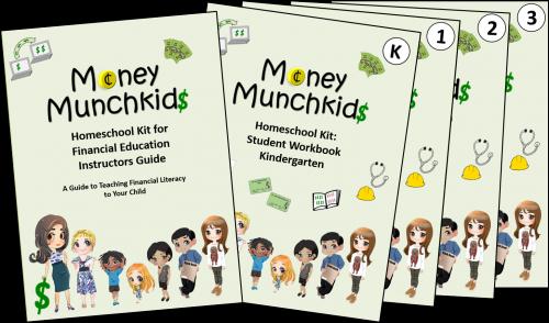 all homeschool financial education kids curriculum
