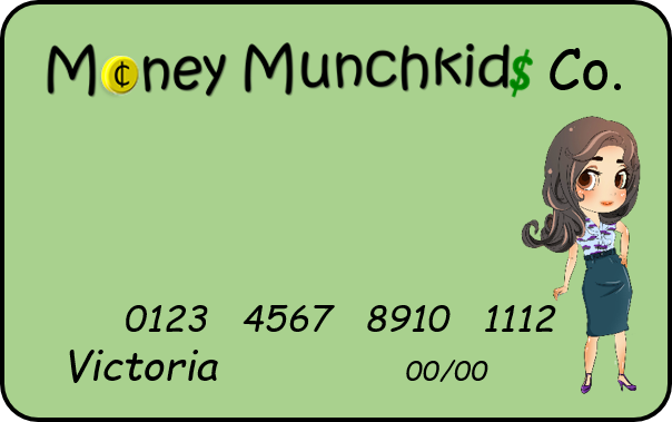 Money munchkids credit card