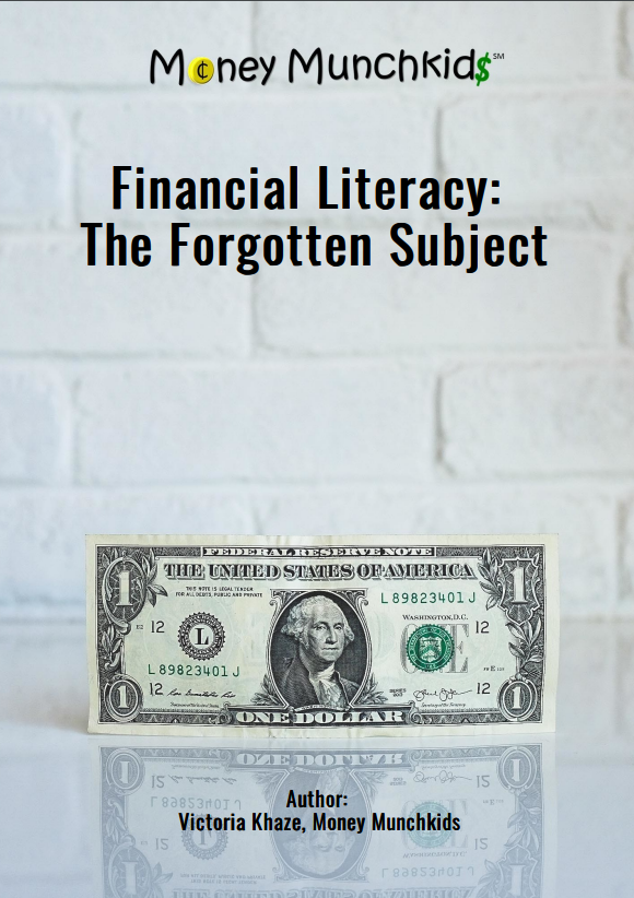 financial literacy the forgotten subject ebook