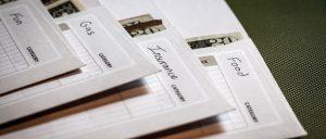 Cash Envelopes with categories