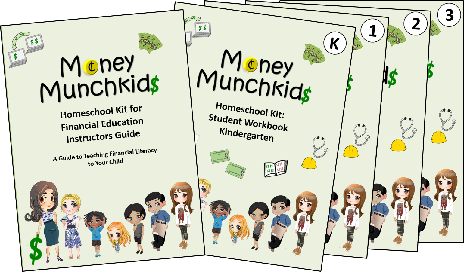 all homeschool financial education curriculum