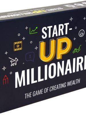 start-up millionaire